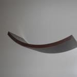 Pannello curvo in legno