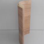 Antina curva in legno