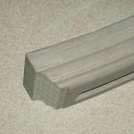 Zoccolo in legno